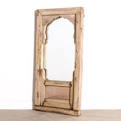 IDEIMIR1118-07 Indian Old Window Frame Mirror