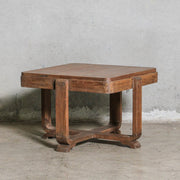 IFU0121-57 Vintage Indian Coffee Table