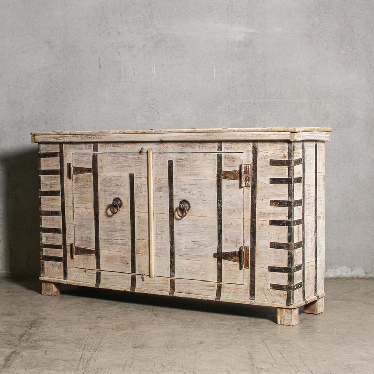 IFU0221-13 Vintage Indian Sideboard