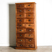 IFU0320-02 Vintage Indian Chest of Drawers