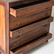 IFU0519-05 Vintage Indian Chest of Drawers