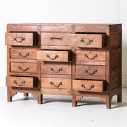 IFU0519-66 Vintage Indian Chest of Drawers