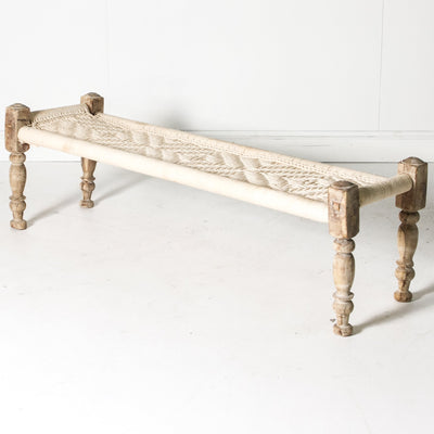 IFU0519-77 A Indian Charpoi Daybed