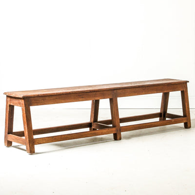 IFU0719-10 Vintage Indian Bench