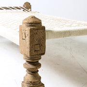 IFU0719-44 Indian Charpoi Daybed