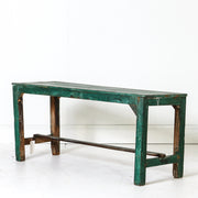 IFU0719-85 Vintage Indian Bench