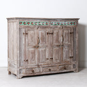 IFU0818-57 Vintage Indian Sideboard