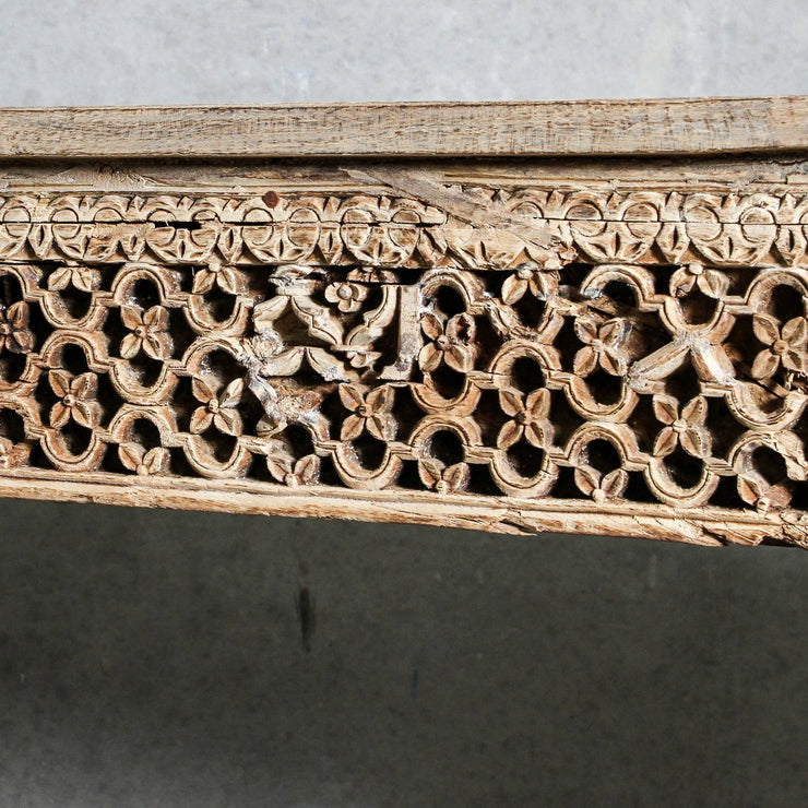 IFU0920-80 Vintage Indian Panel Console