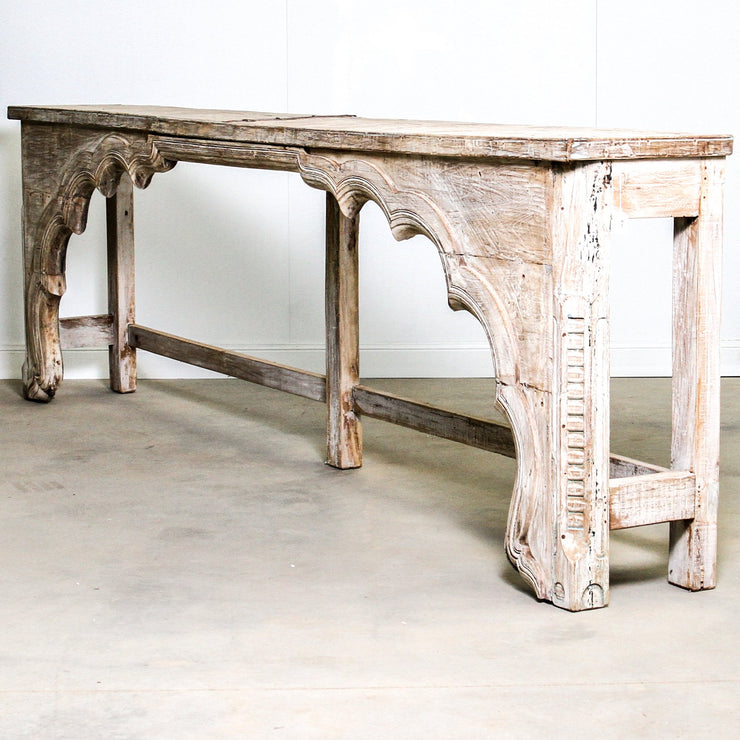 IFU1118-38 Vintage Indian Arch Console