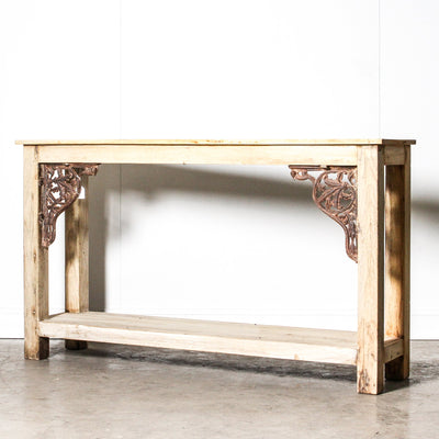 IFU1119-28 Indian Old Panel Console