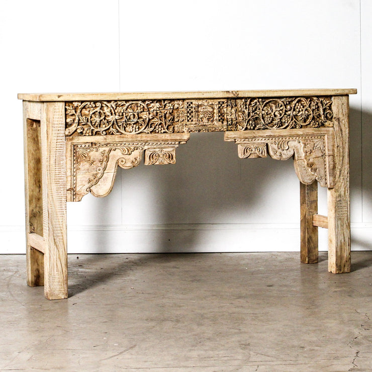 IFU1119-33 Indian Old Panel Console