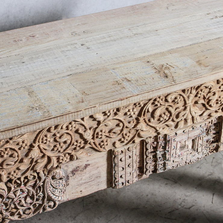 IFU1220-42 Vintage Indian Panel Console