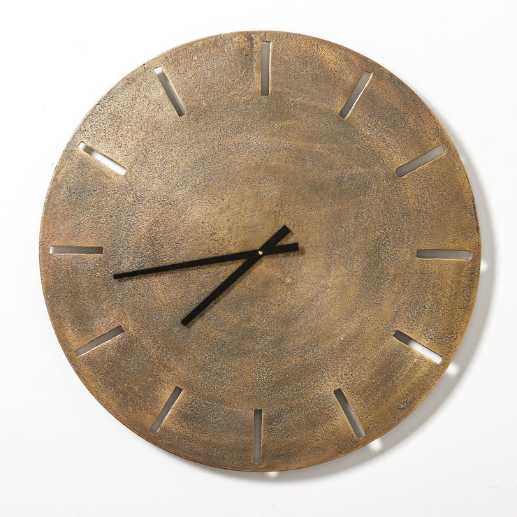 Golden Age Wall Clock
