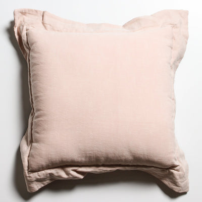 Calais Cushion - Rose Smoke