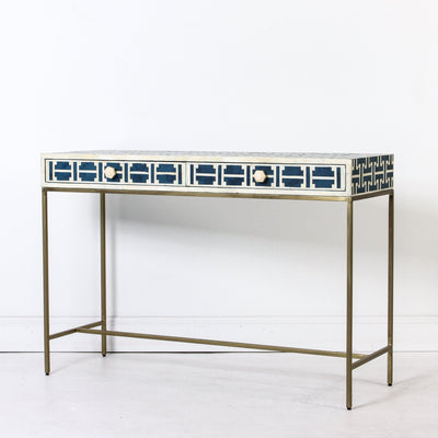 Insignia Bone Inlay Console