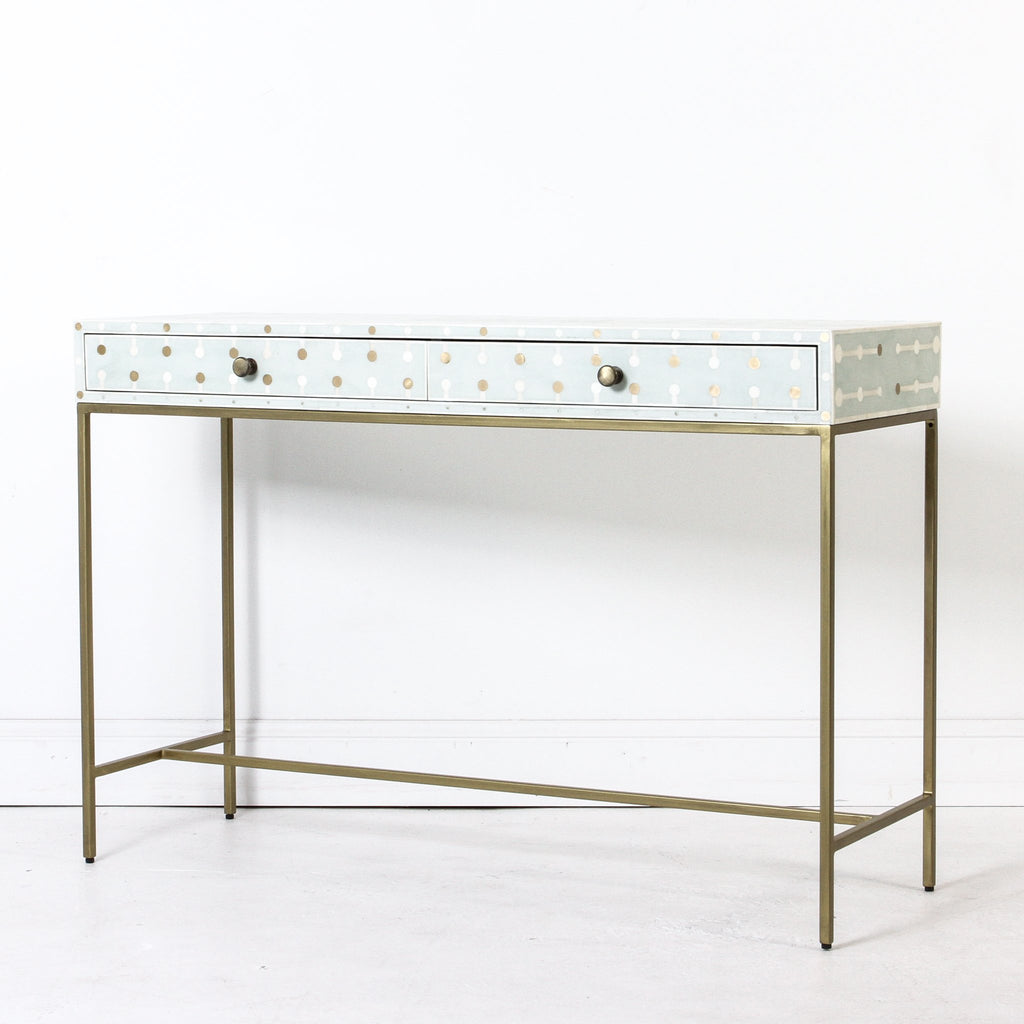 Sprout Bone Inlay Console