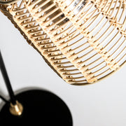 Harbour Rattan Table Lamp