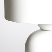 Bolzano Table Lamp - White