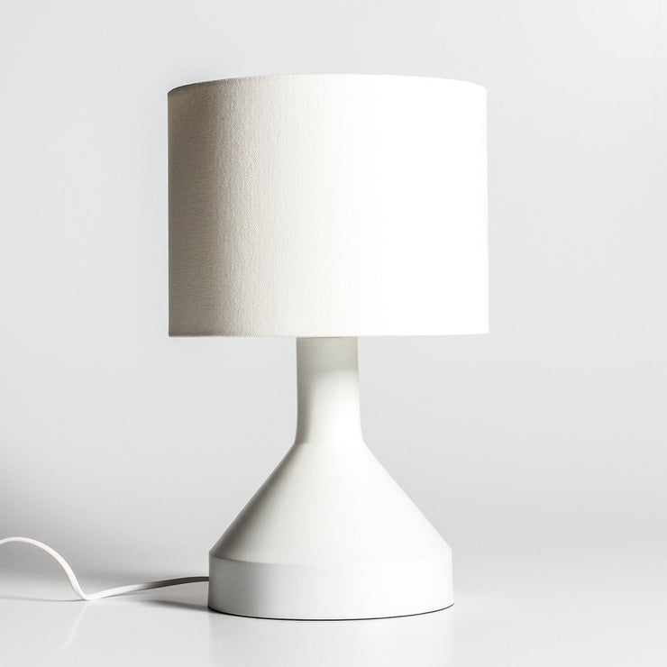 Messina Table Lamp - White