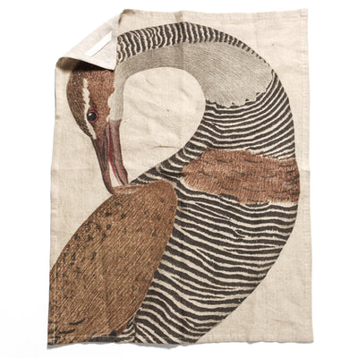 Waterbird Tea Towel