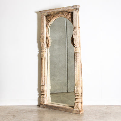 IMIR0120-13 C Old Indian Door Frame Mirror