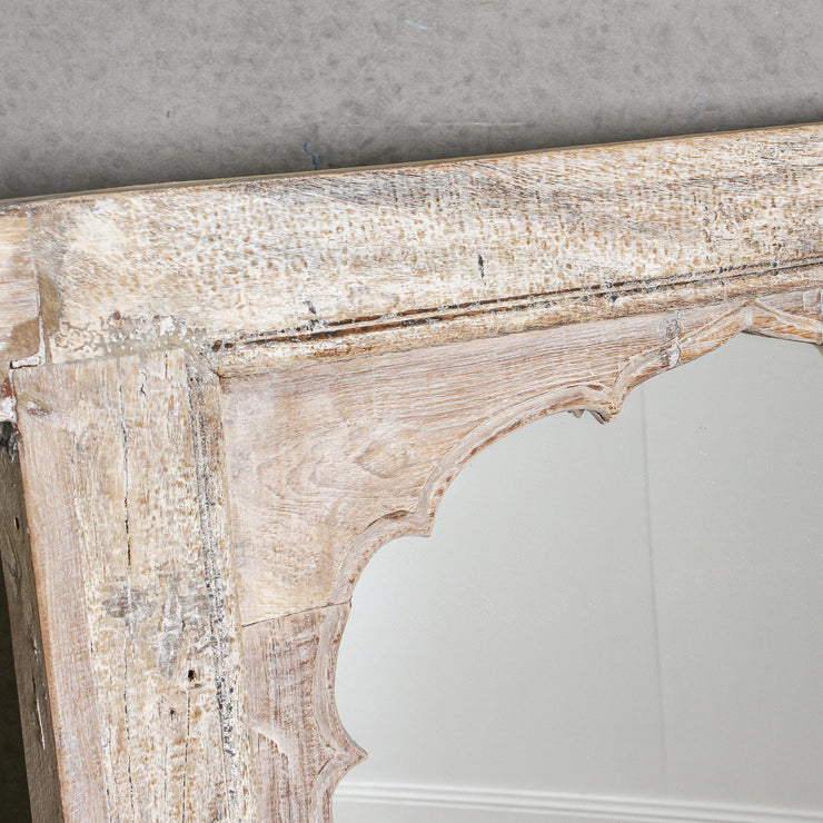 IMIR0221-01 Vintage Indian Door Frame Mirror