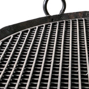 IDE0619-03 Iron Kadai Firepit with Grill