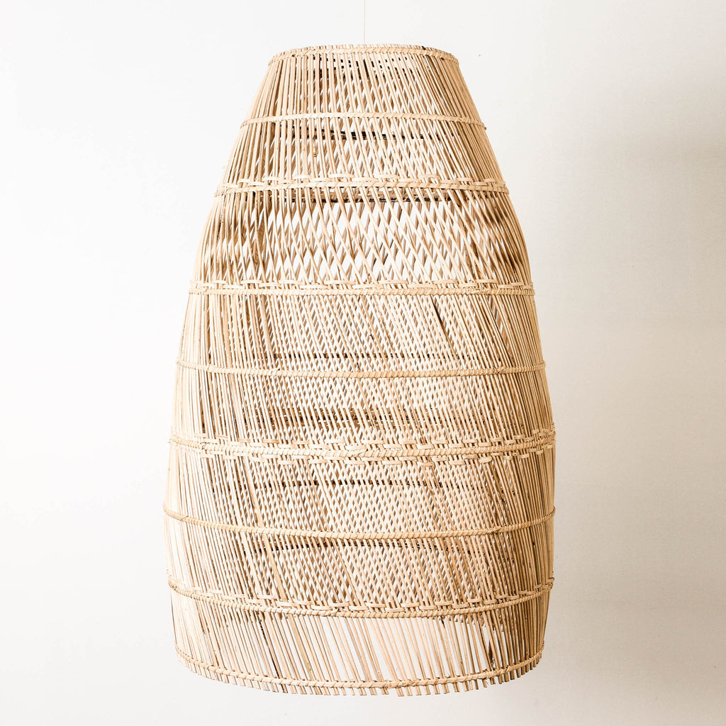 St Martin Rattan Light Shade