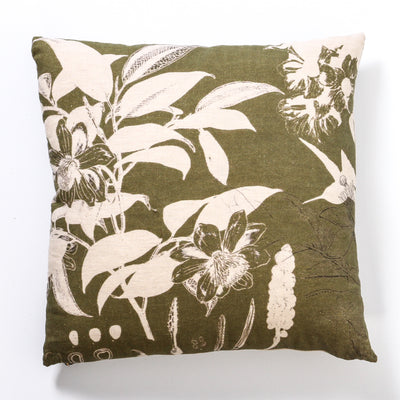 Night Garden Cushion