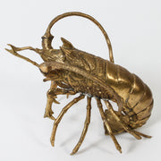 Gold Tropical Lobster
