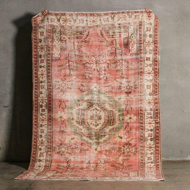 Hira Vintage Turkish Carpet