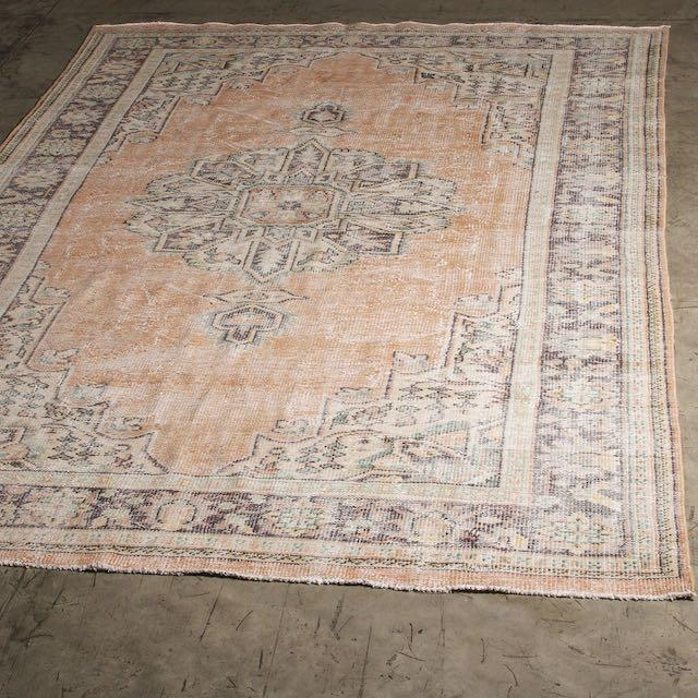 Ada Vintage Turkish Carpet