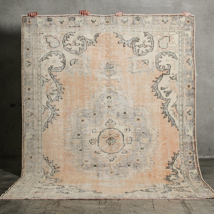 TURCA0920-02 Hiranur Vintage Turkish Carpet