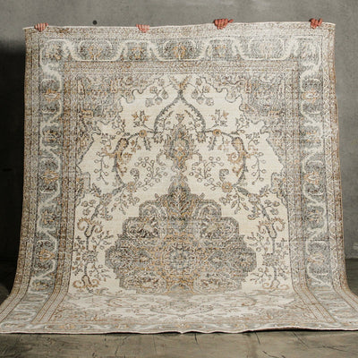 TURCA0920-08 Emel Vintage Turkish Carpet