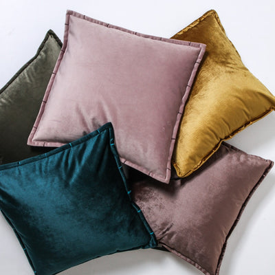 Velvlux Cushion