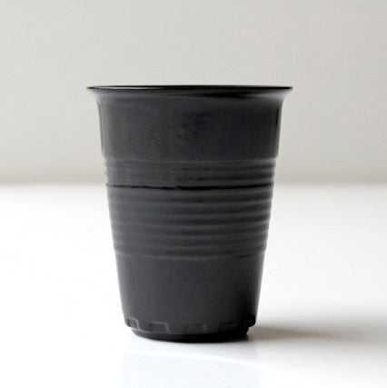 Carbon Dipped Mug
