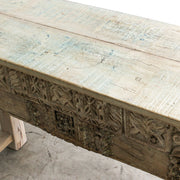 IFU0720-062 Indian Old Panel Console