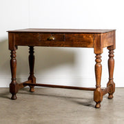 IFU0720-018 Vintage Indian Desk