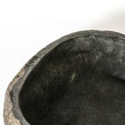 BADE0617-24 River Stone Bowl Large
