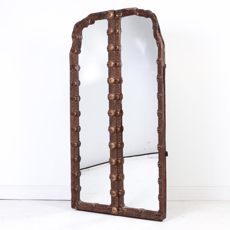IMIR0616-01 Old Doorway Arch Mirror