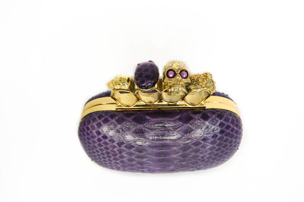 The Knuckle Royal Purple Box
