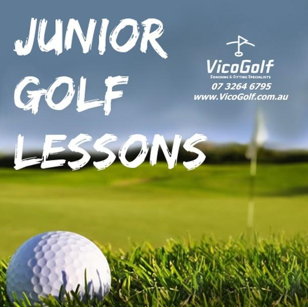 Book Your Junior Golf ONLINE