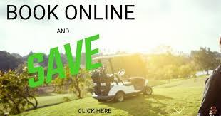 Book Your Golf ONLINE