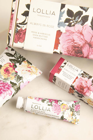 Alway In Rose Handcream