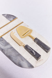 Wooster Cheese Knives Set - picnic-sf