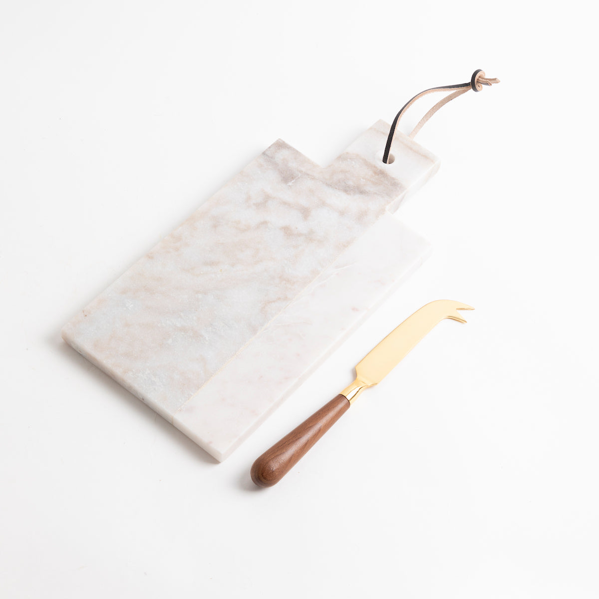 Rectangular Marble Cheese Board- PICNIC SF