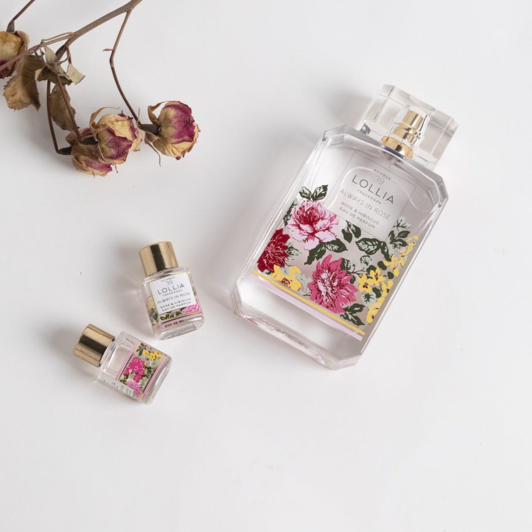 Lollia Always in Rose Eau de Parfum- Picnic SF