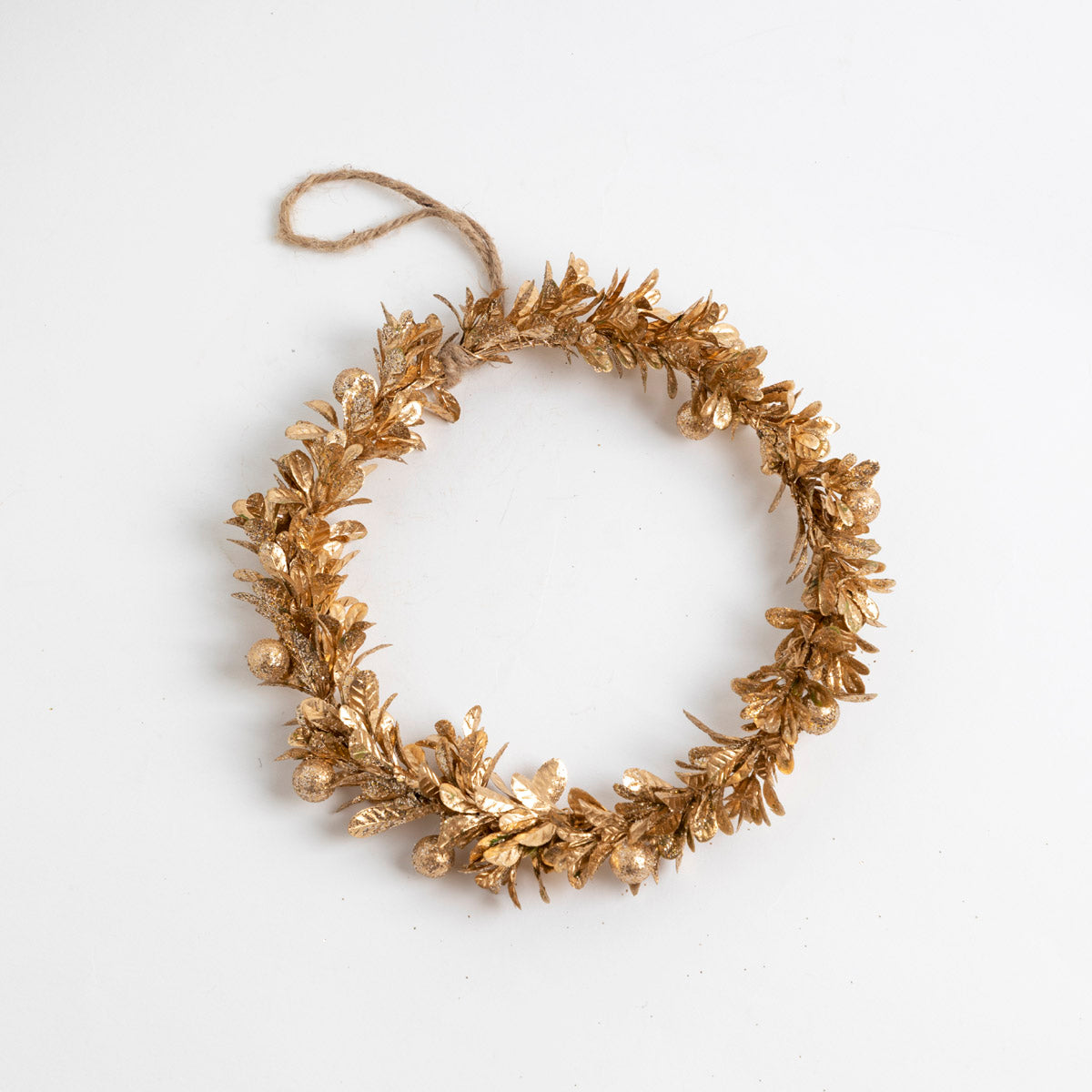 Round Wreath Ornament