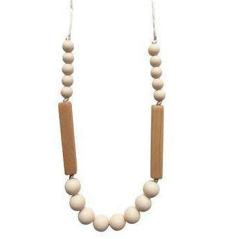 Sloan Chew Bead Teething Necklace