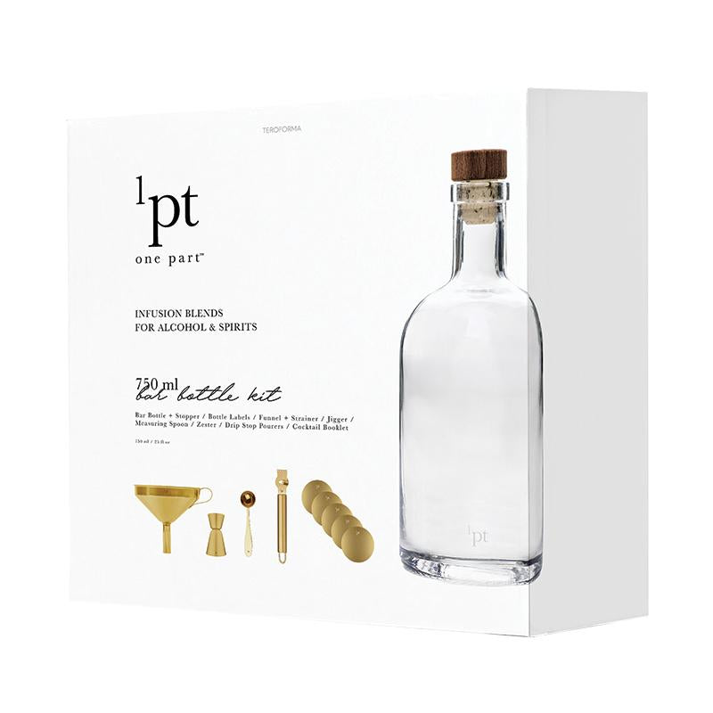 Teroforma 1Pt Bar Bottle Kit-Picnic-sf